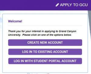 Grand Canyon Univeristy GCU Student Login Portal