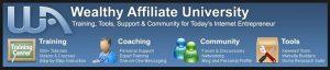 wealthy affiliate university login guide