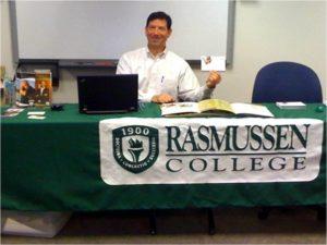 Is Rasmussen College Legit and accredited